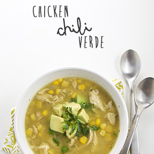 Chicken Chili Verde