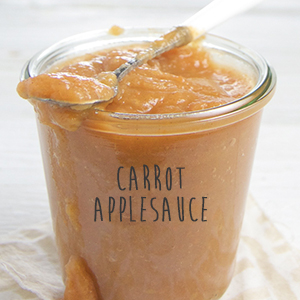 Carrot Applesauce
