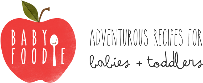 Baby FoodE | Adventurous Recipes for Babies + Toddlers