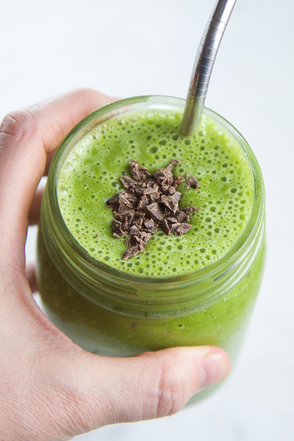 Green Mint Smoothie
