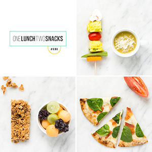 1 Lunch + 2 Snacks #131