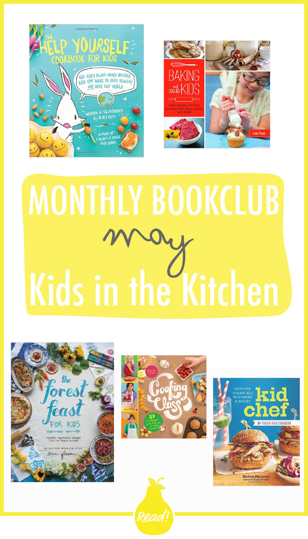 Bookclub - May (Kids in the Kitchen)