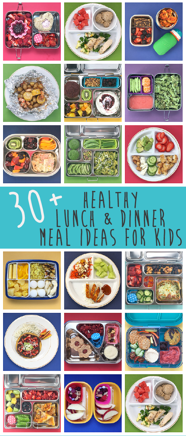30+ healthy lunch & dinner meal ideas for kids — baby foode