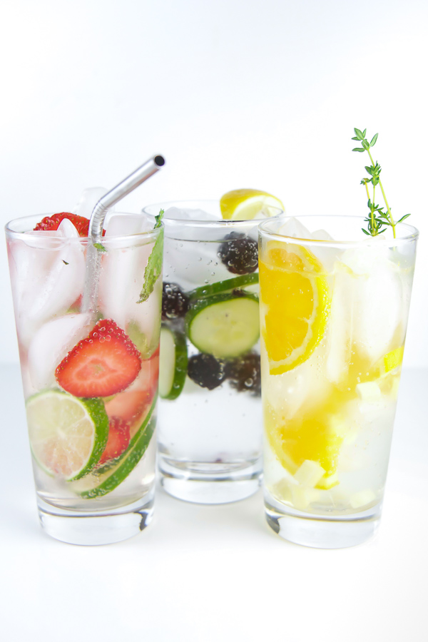 Fruit Infused Water for Kids
