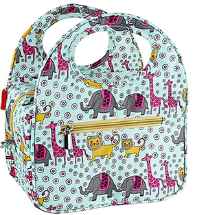 24 cute fun insulated lunch bags for toddlers kids baby foode adventurous recipes for. Black Bedroom Furniture Sets. Home Design Ideas