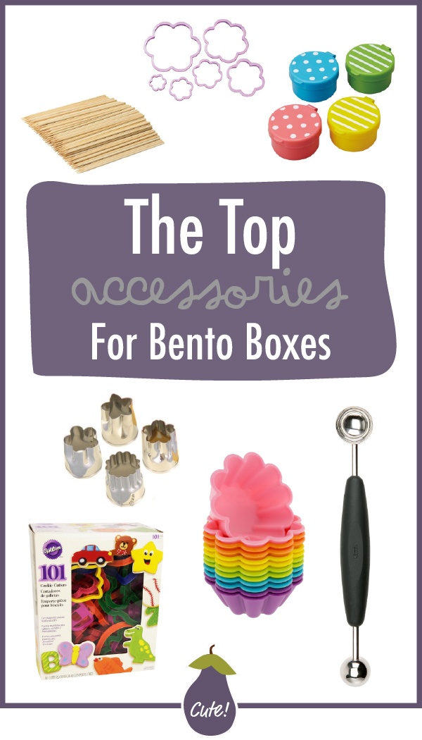 The Top Accessories for Bento Boxes