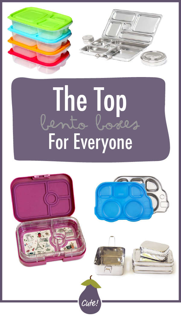 The Top Bento Boxes for Everyone