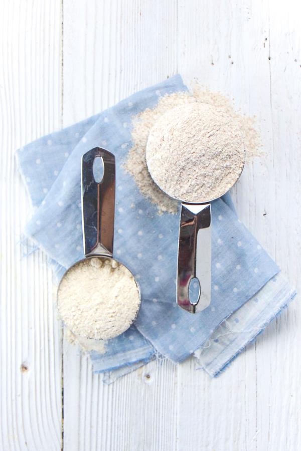 Whole Wheat Flour Profile