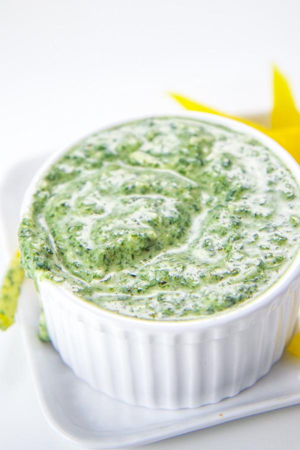 3 Toddler Approved Veggie Dips