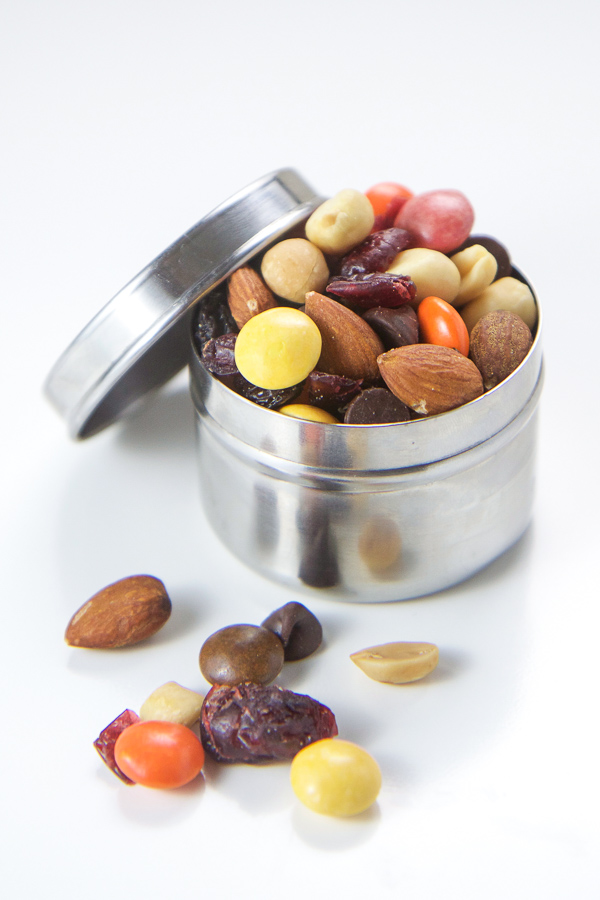 3 Healthy Trail Mixes for Kids