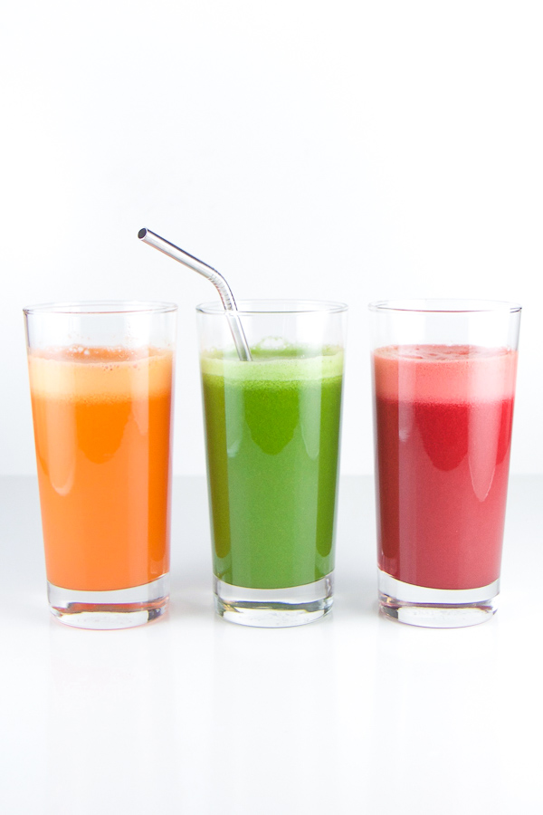 Immunity Boosting Juices for Toddlers + Kids