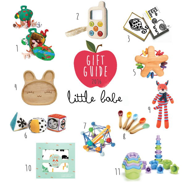Gift Guide for Little Babes