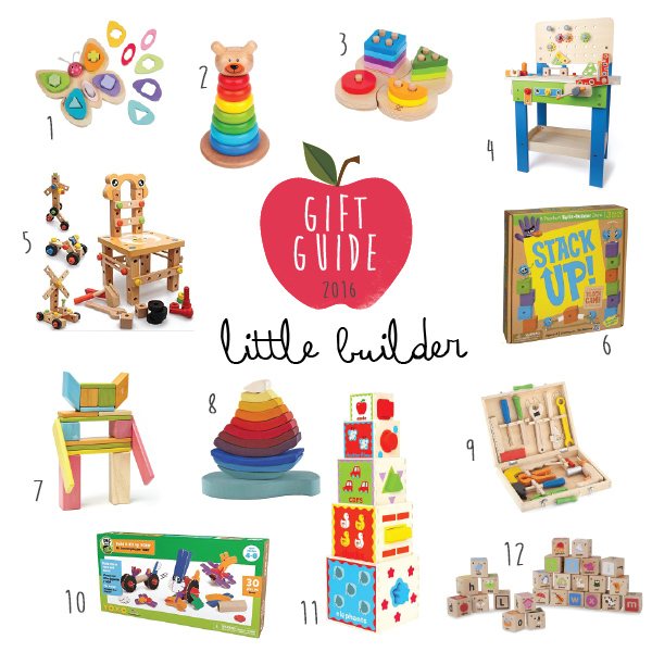 gift guide little builder