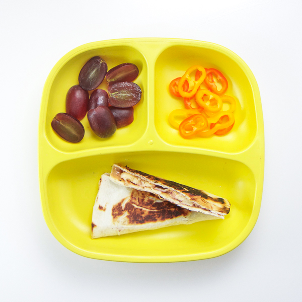 12 easy, healthy, and homemade toddler lunch ideas.