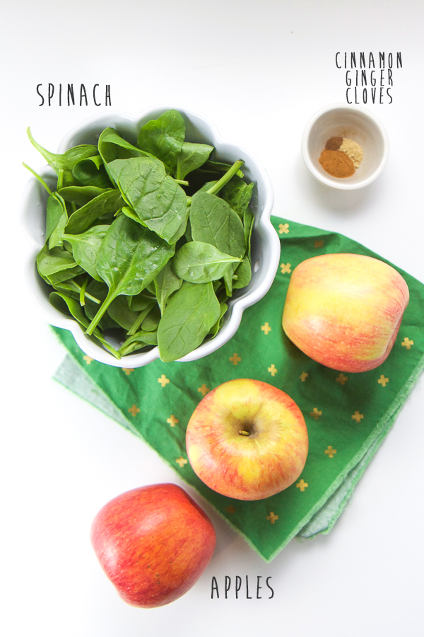 Spinach Apple Baby Food Puree Baby Foode Adventurous Recipes
