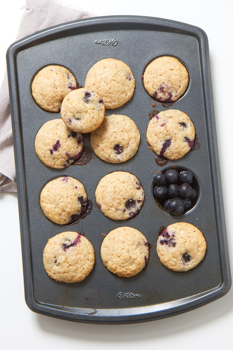 15 healthy muffin recipes for toddlers and kids.