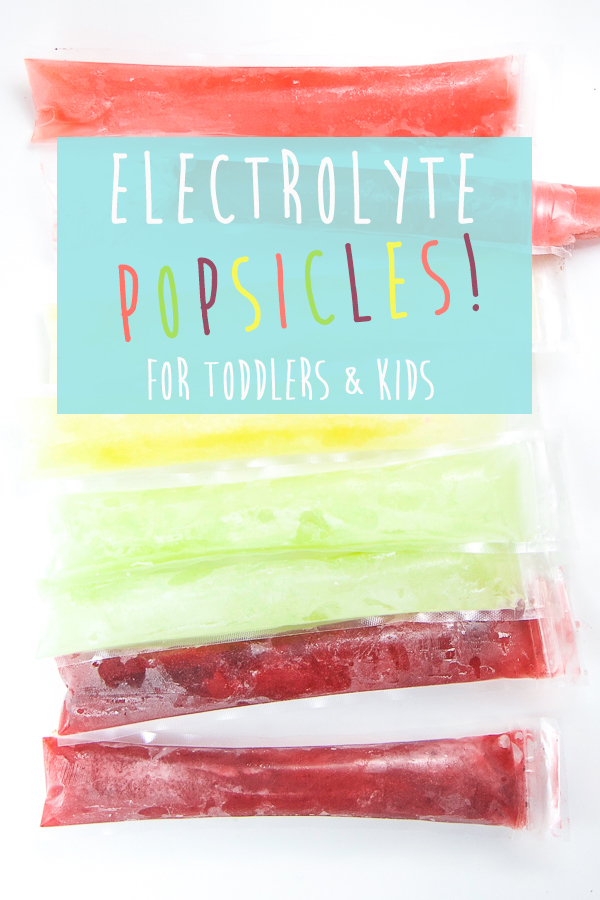 4 Healthy Electrolyte Sports Drinks for Toddlers + Kids