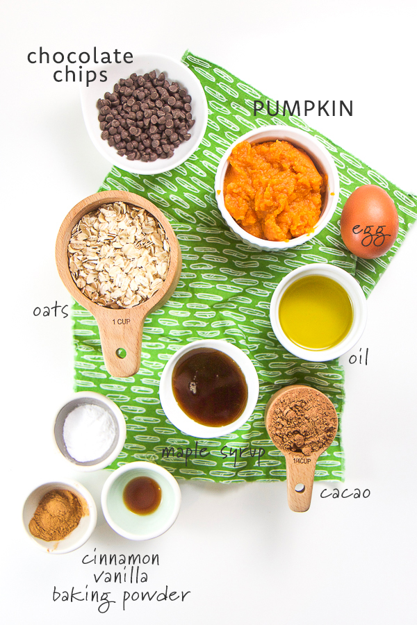 Allergy-Friendly Pumpkin Chocolate Chip Muffins for Toddler + Kids