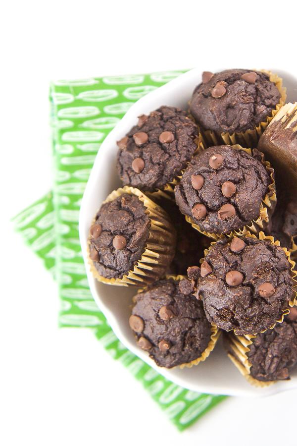 Allergy-Friendly Pumpkin Chocolate Chip Muffins