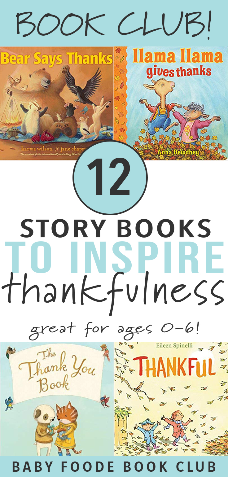 12 Children S Story Books To Inspire Thankfulness Great For Kids