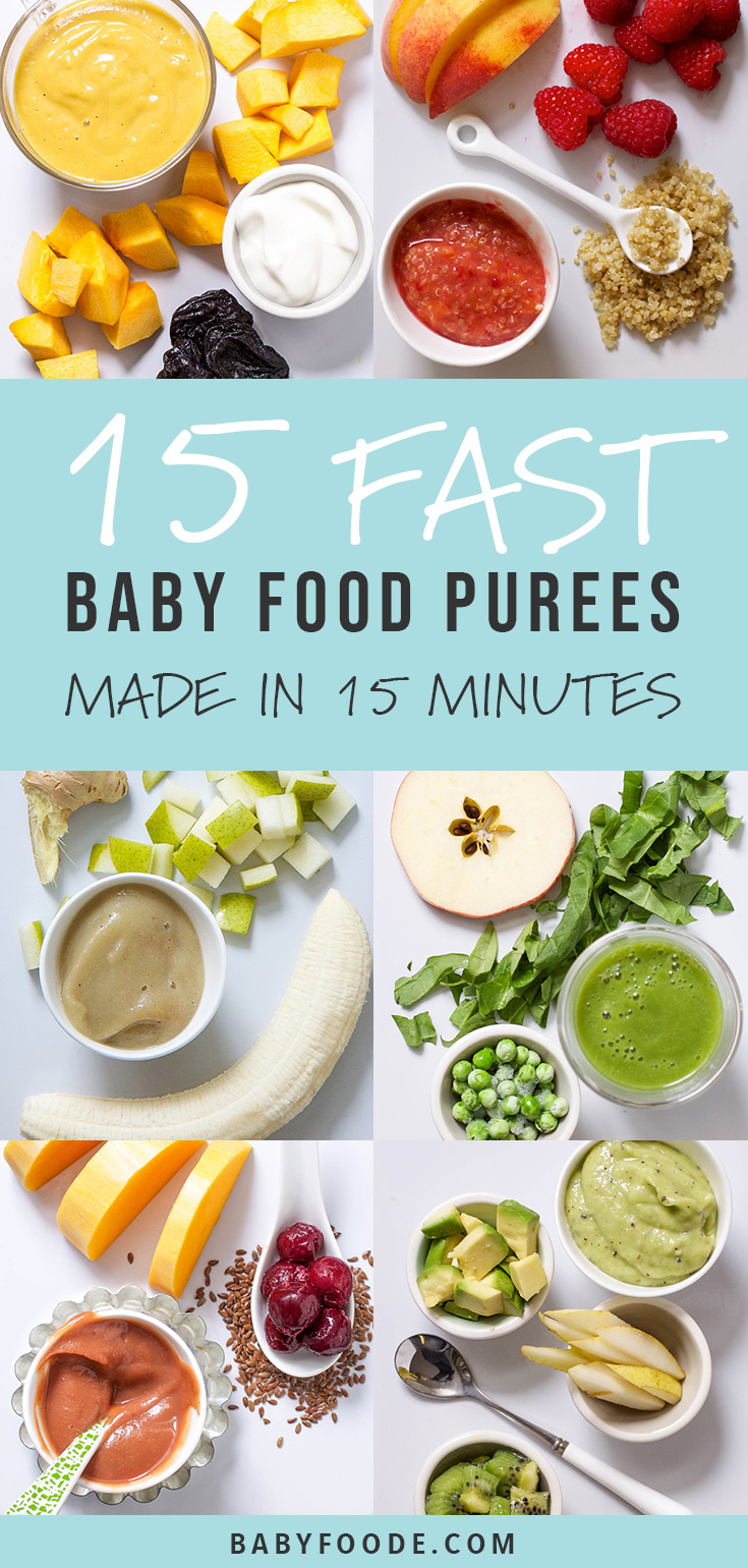 How to Make Your Own Baby Food with Pears and Asparagus How to Make Your Own Baby Food with Pears and Asparagus new foto