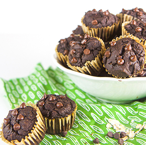 Allergy-Friendly Pumpkin Chocolate Muffins for Toddler + Kids