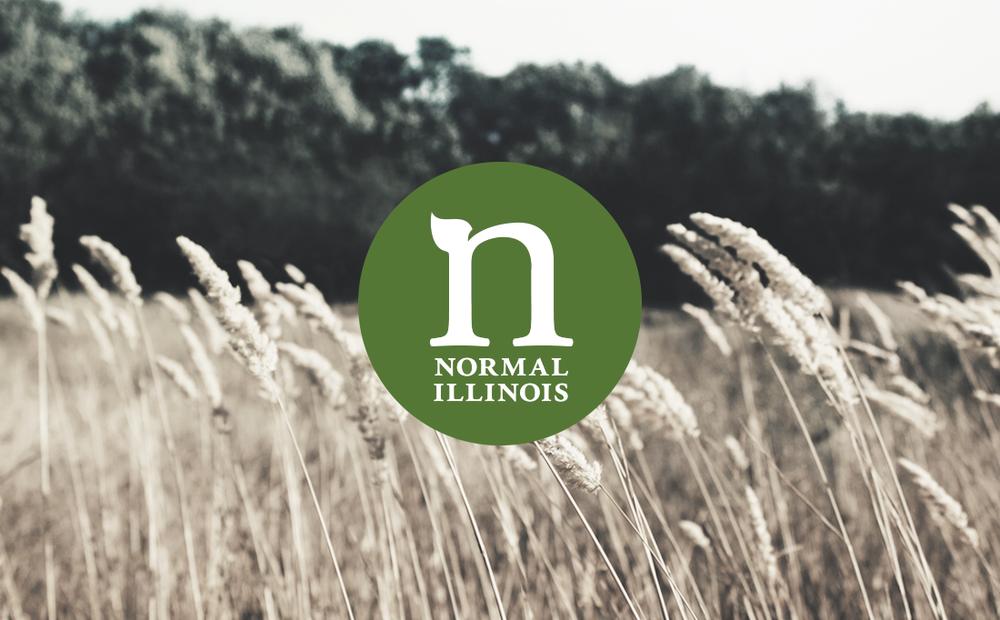Normal, Illinois logo