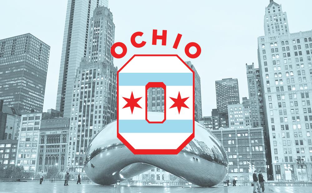 OCHIO logo