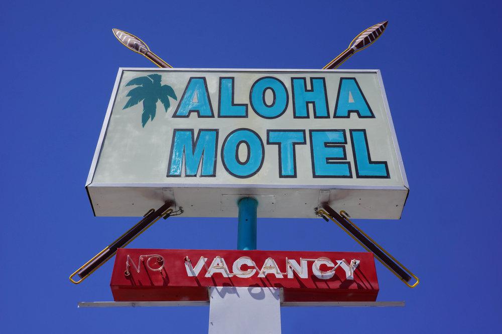 1948. A-Loa Lodge / Aloha Motel