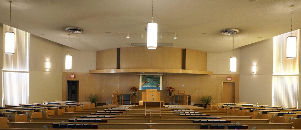 1963. Chandler Church of Christ