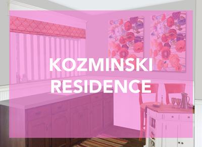 Kozminski Residence
