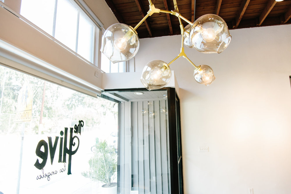 The Hive Salon - interior consulting + decor