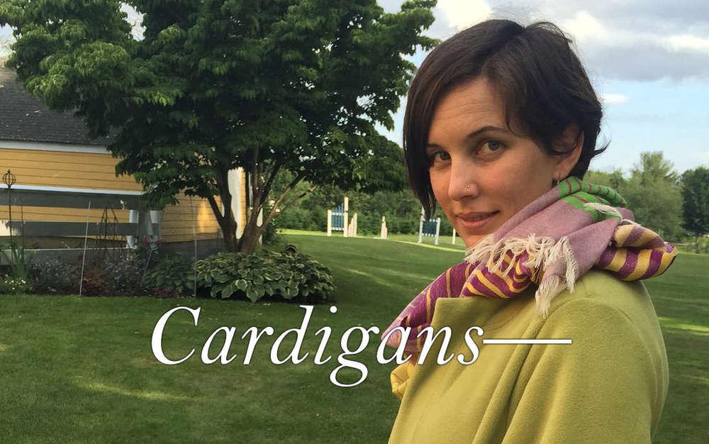Cardigans