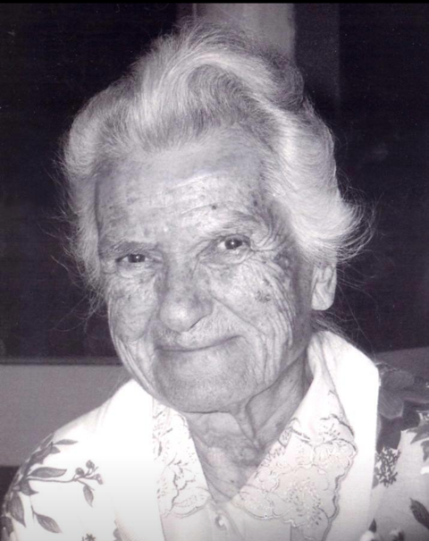 Viola Muriel Frymann DO FCA FAAO  1921-2016