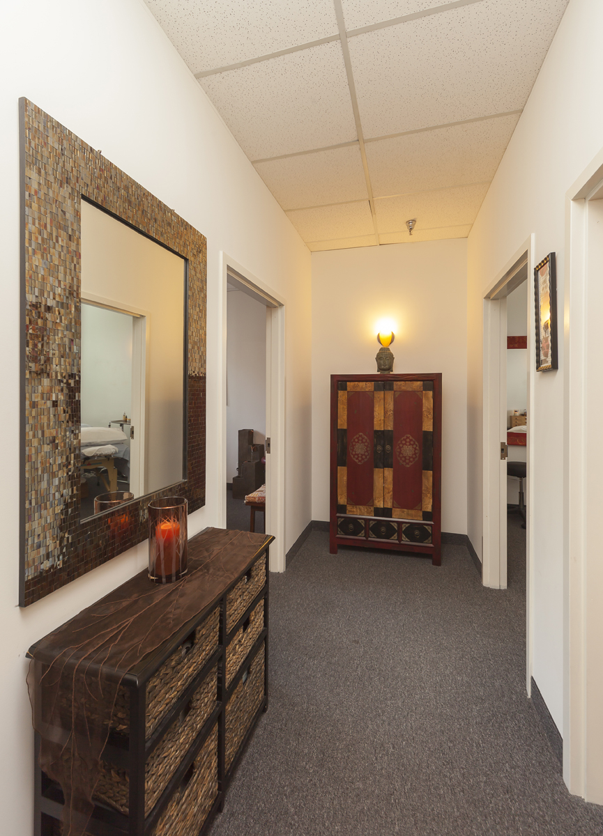 acupuncture englewood bergen county nj hallway