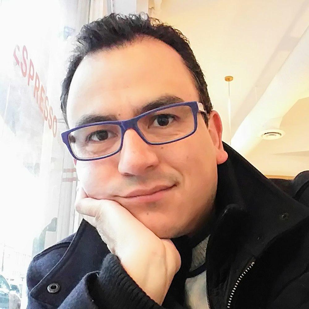 Lino Coria - Socio en  Scribble Consulting