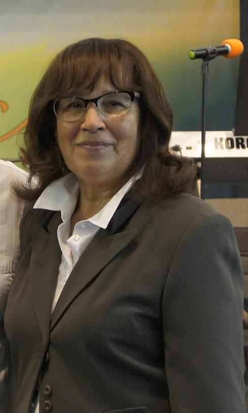 Pastor Peggy Brumfield - Women's Ministry