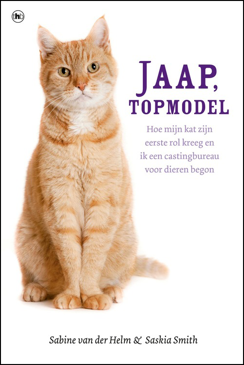Sabine van der Helm schreef een boek over 25 jaar dierencasting. Hierin staan de ervaringen beschreven van wat ze zoal meemaakt met de dieren op de sets van fotografie-, film-, televisie- en theaterproducties. De ALLERLAATSTE boeken, van de 5000 exemplaren, zijn nu alleen nog via e-mailte bestellen bij Catvertise voor € 5,- ex verzendkosten!