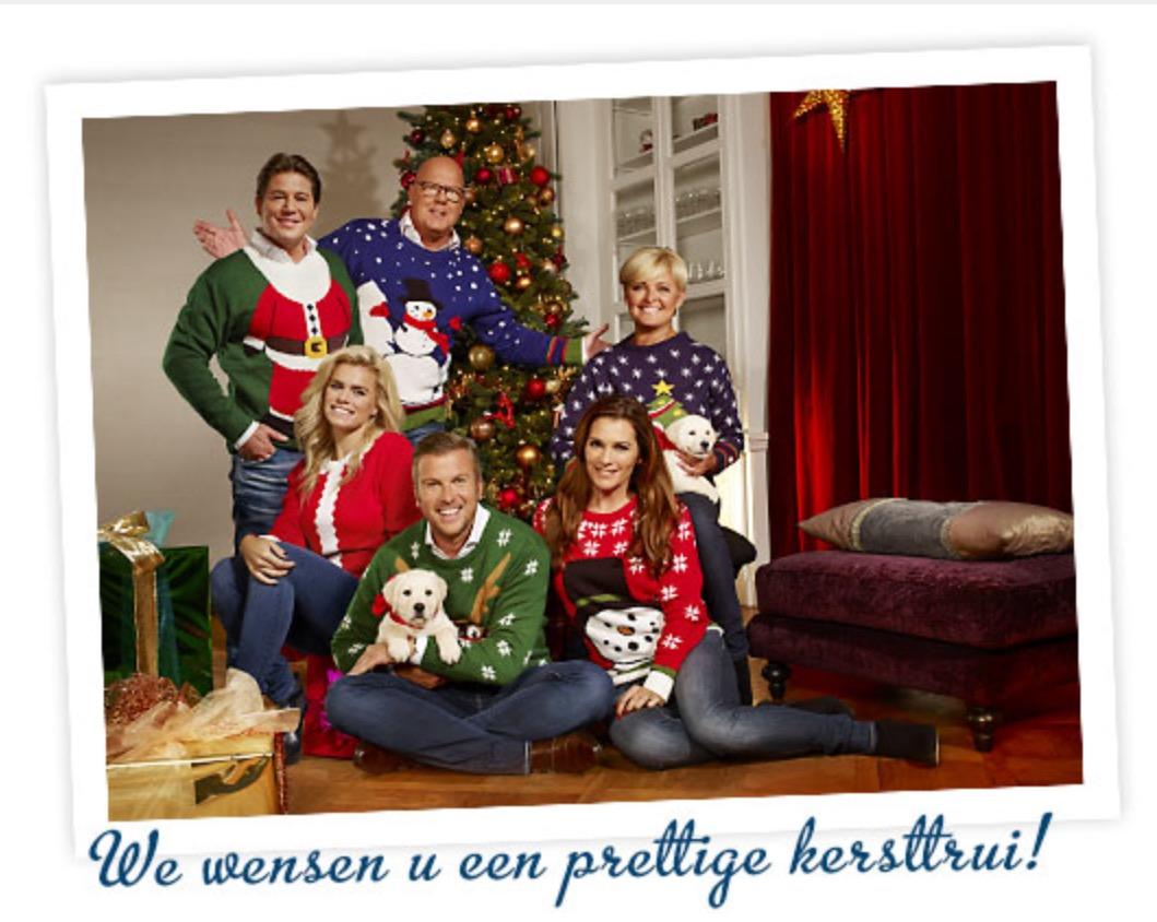 Kersttrui Postcodeloterij.Labrador Puppy S Voor De Nationale Postcode Loterij Catvertise
