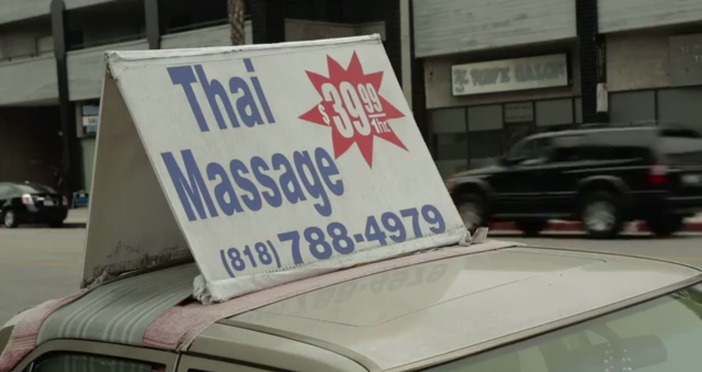 Thai Massage  *Featured on the Front Page of Funny or Die!