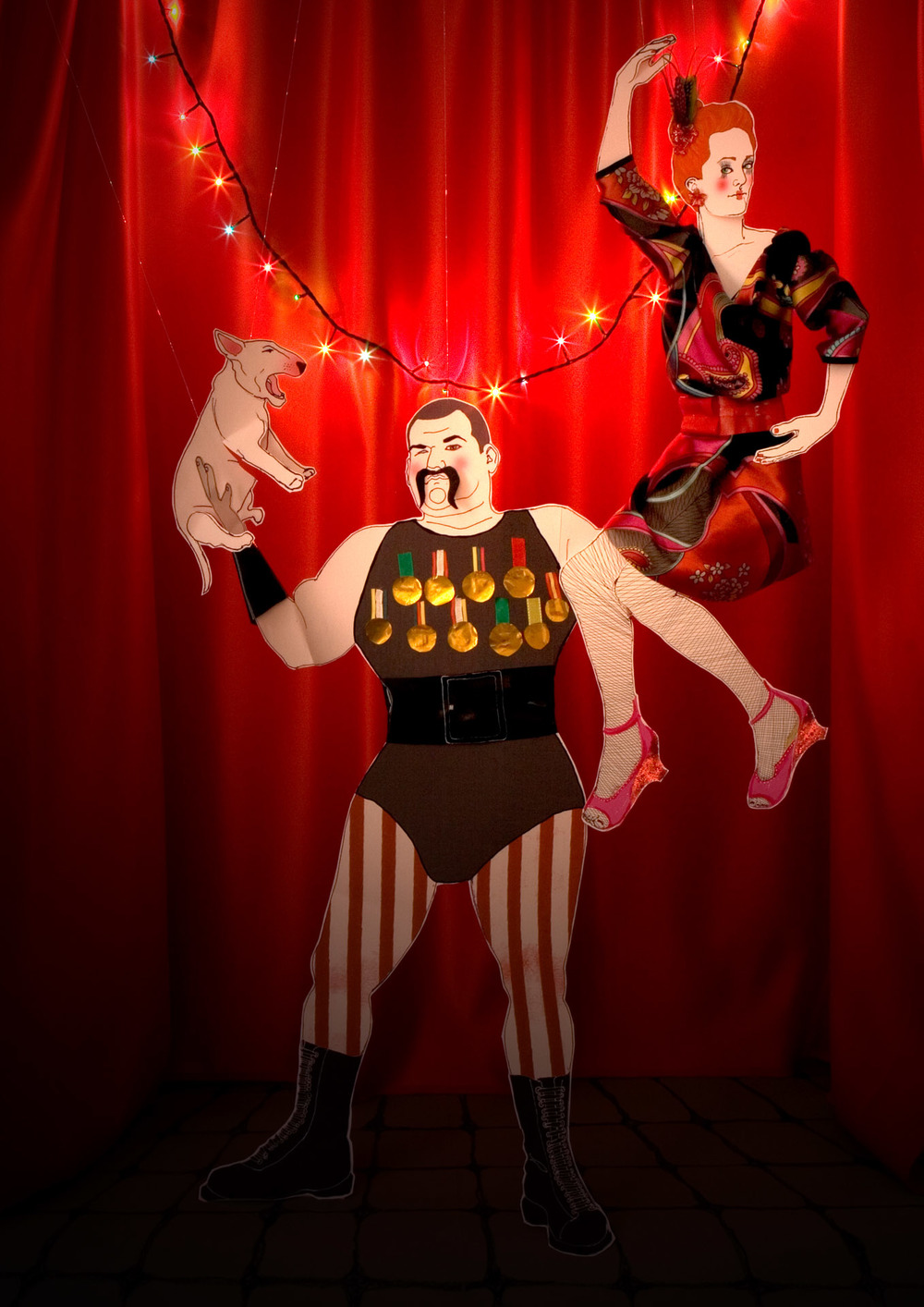 Fashion and Circus - Strong man.jpg
