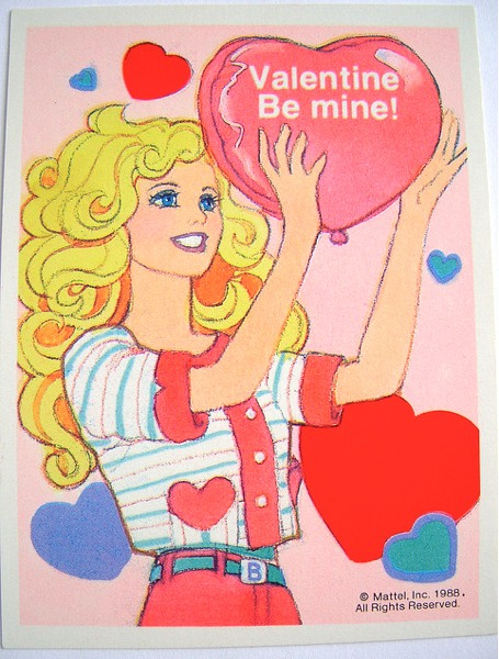 Barbie Valentine