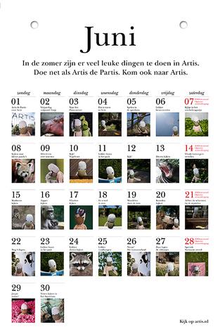 portfolio077 artis calendar