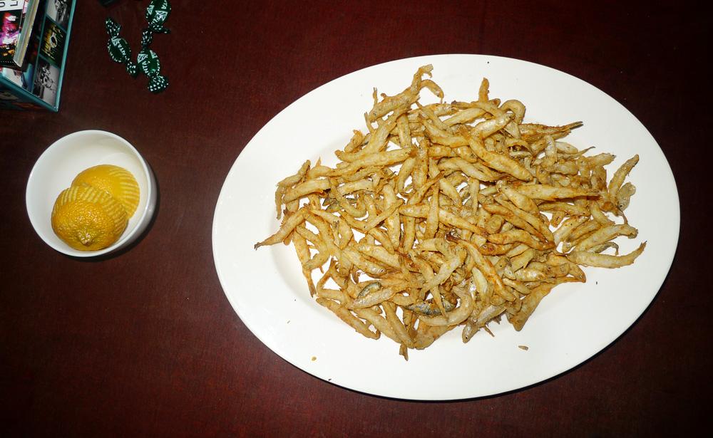 deep fried smelt fish recipe