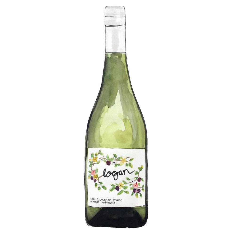 Logan Wine Sav Blanc