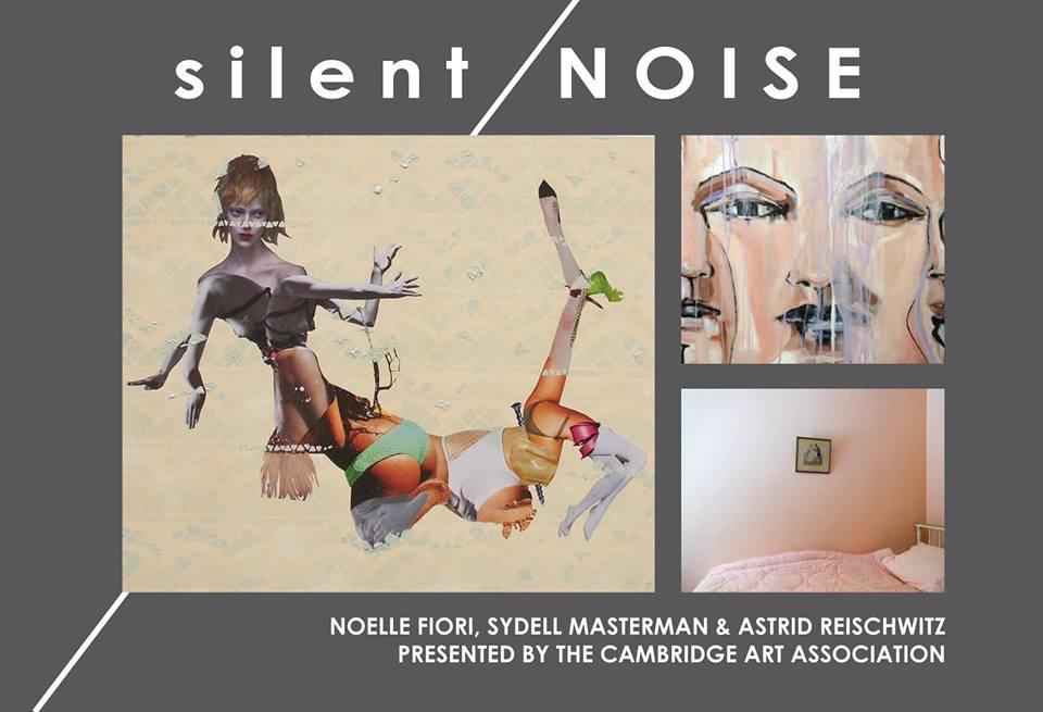 Silent/NOISE Postcard