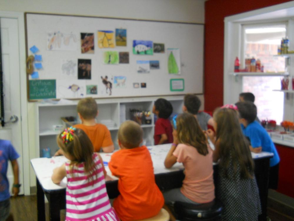 1st Grade Critiques