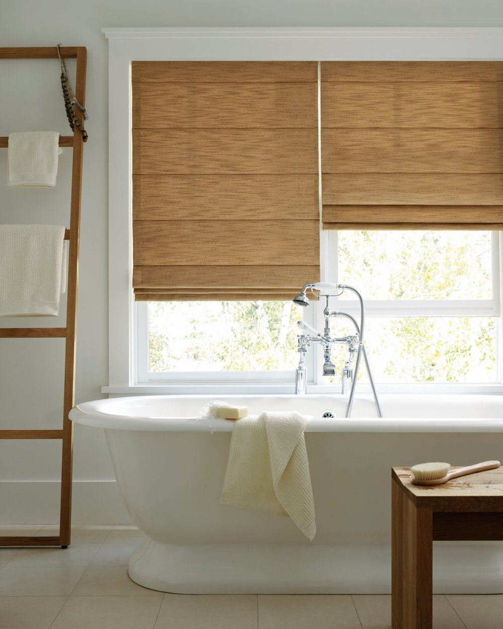 Bathroom Window Treatments window treatments — decorlink