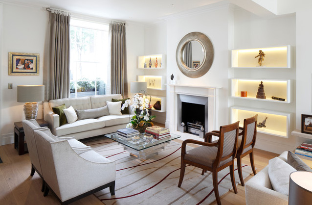 Photo by Juliette Byrne via  Houzz