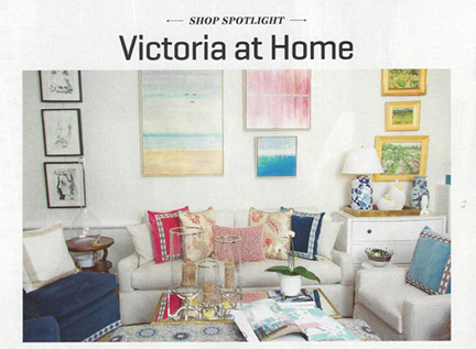 "Northern Virginia Magazine, June 2014: The shop is profiled in the magazine's regular ""Shop Spotlight"" feature."